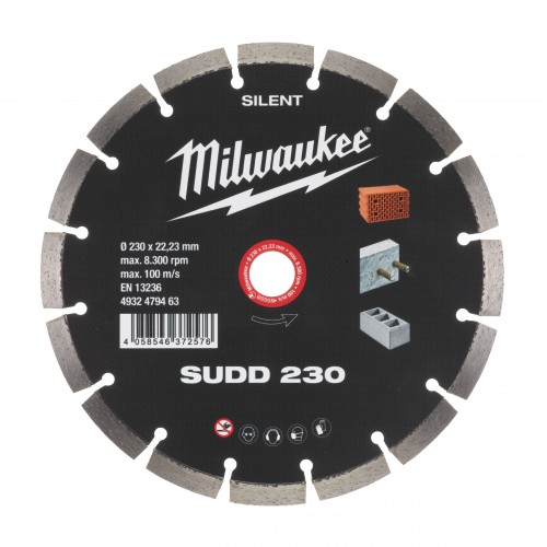 SUDD 230 mm - 1 pc   SUDD 230 mm